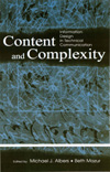 Content and Complexity cover image