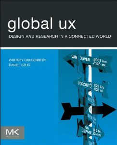 Global UX book cover